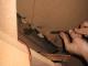 WOM: Ausheben der Lücke für Fototransistor-Stecker