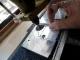 WOM: LCD-Befestigung zurechtschneiden #2